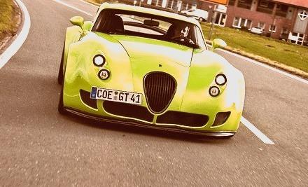 Wiesmann MF5 GT