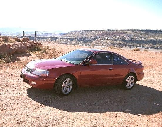 01 Acura CL Type S