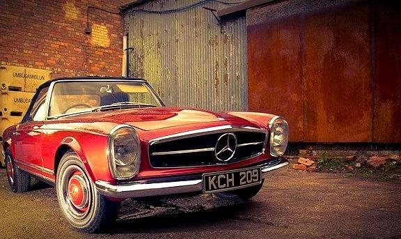 Mercedes Benz SL230