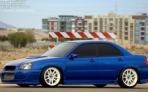 04 Subaru Imrpeza STi
