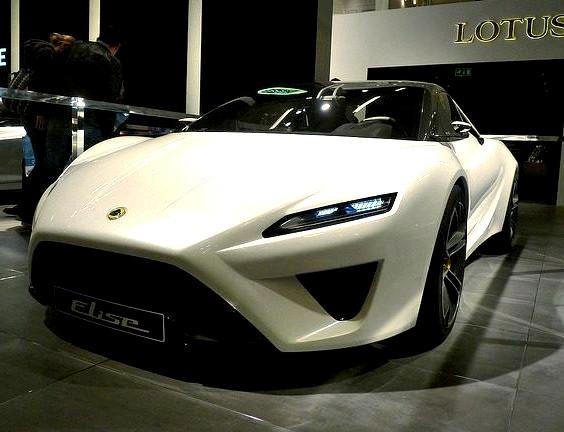 15 Lotus Elise
