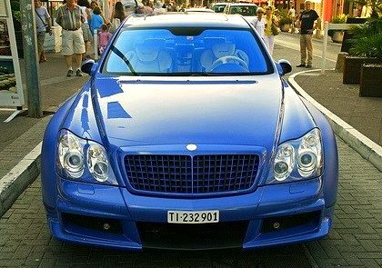 Maybach FAB Design 57S