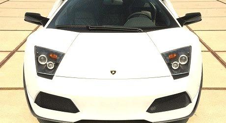 Lamborghini Murcielago LP640-4 Hamann