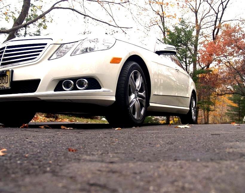 10 Mercedes-Benz E350