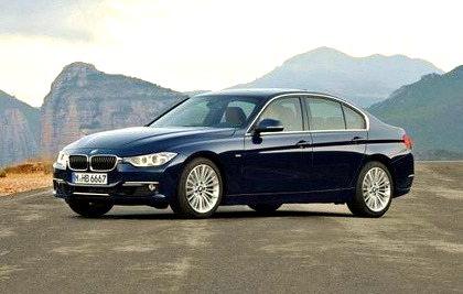 12 BMW 3-Series F30