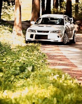 Mitsubishi Lancer Evolution 6 TME