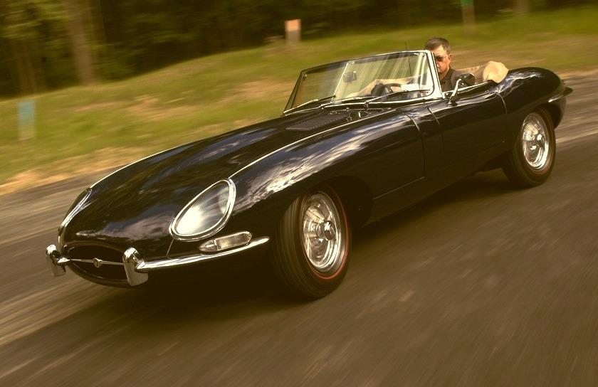 67 Jaguar E-type