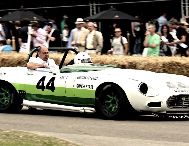 75 Jaguar E-Type