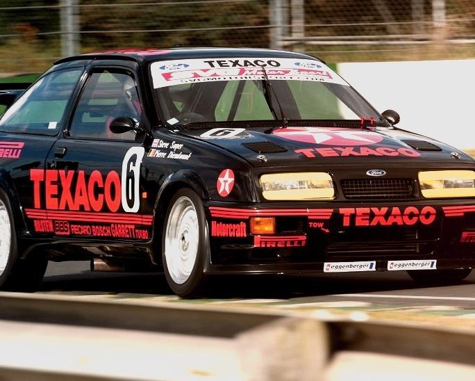 Ford Sierra Cosworth 2000