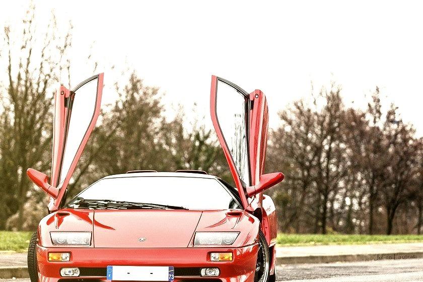 Lamborghini Diablo SV