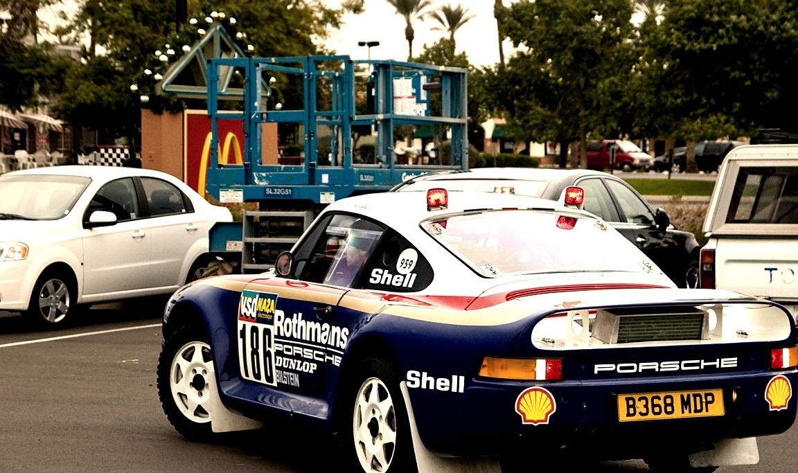 1986 Porsche 959 Paris Dakar (186)