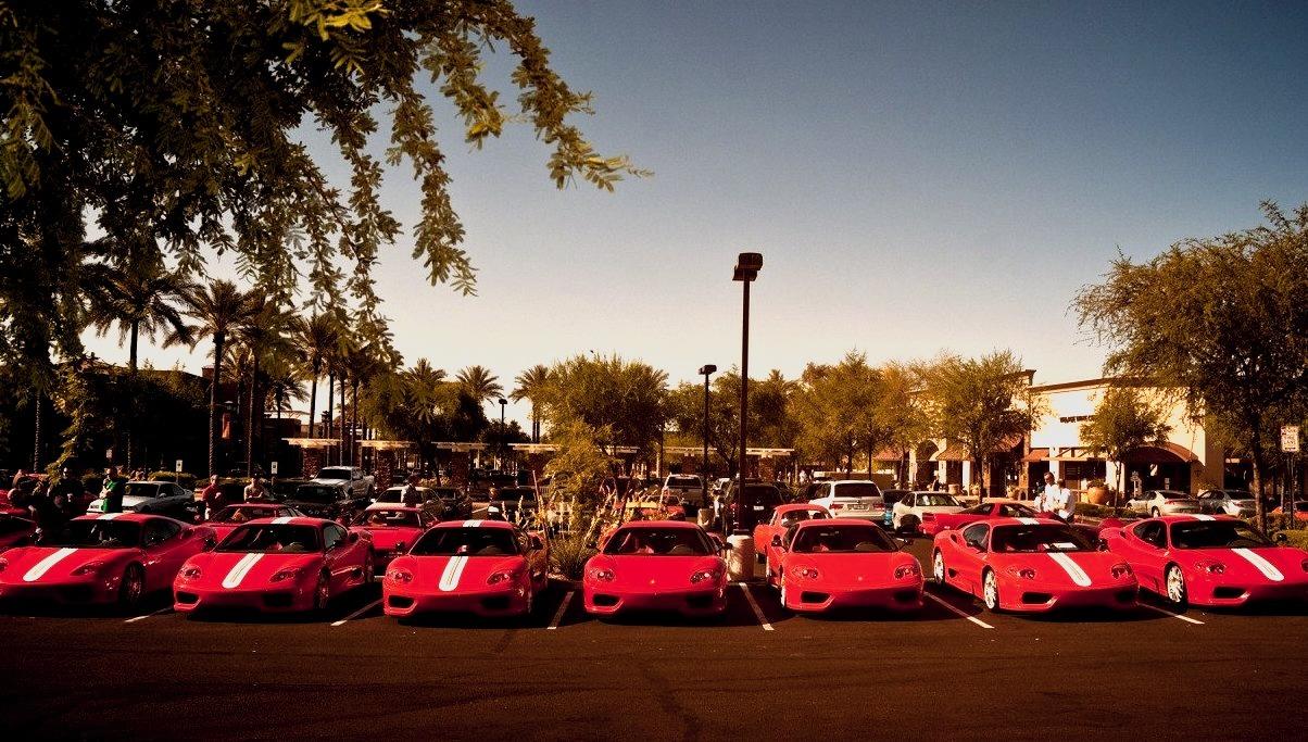 Ferrari 360 Challenge Stradales