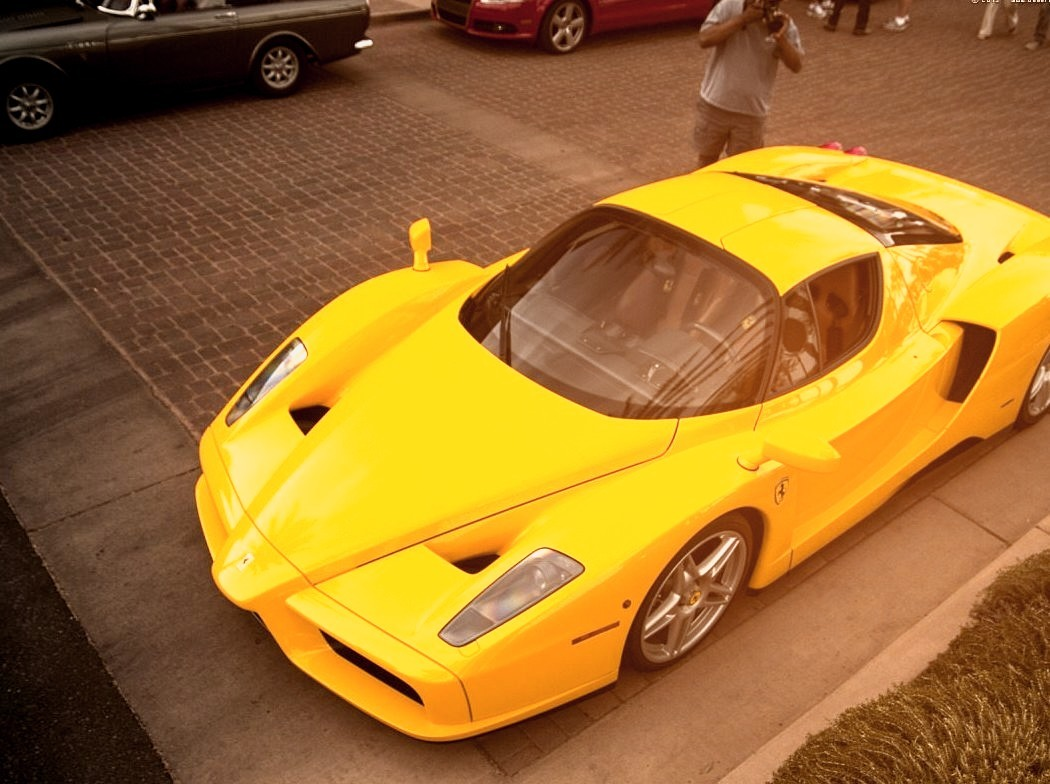 Ferrari Enzo - Cars & Coffee - May 4th, 2013