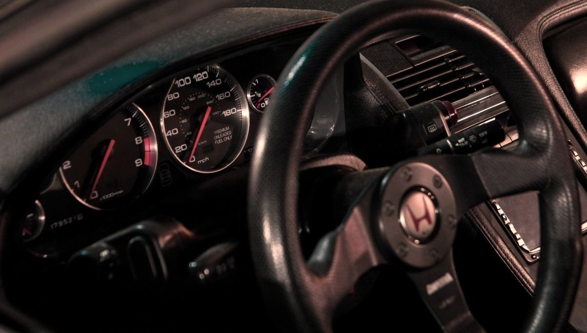 1994 Acura NSX Interior