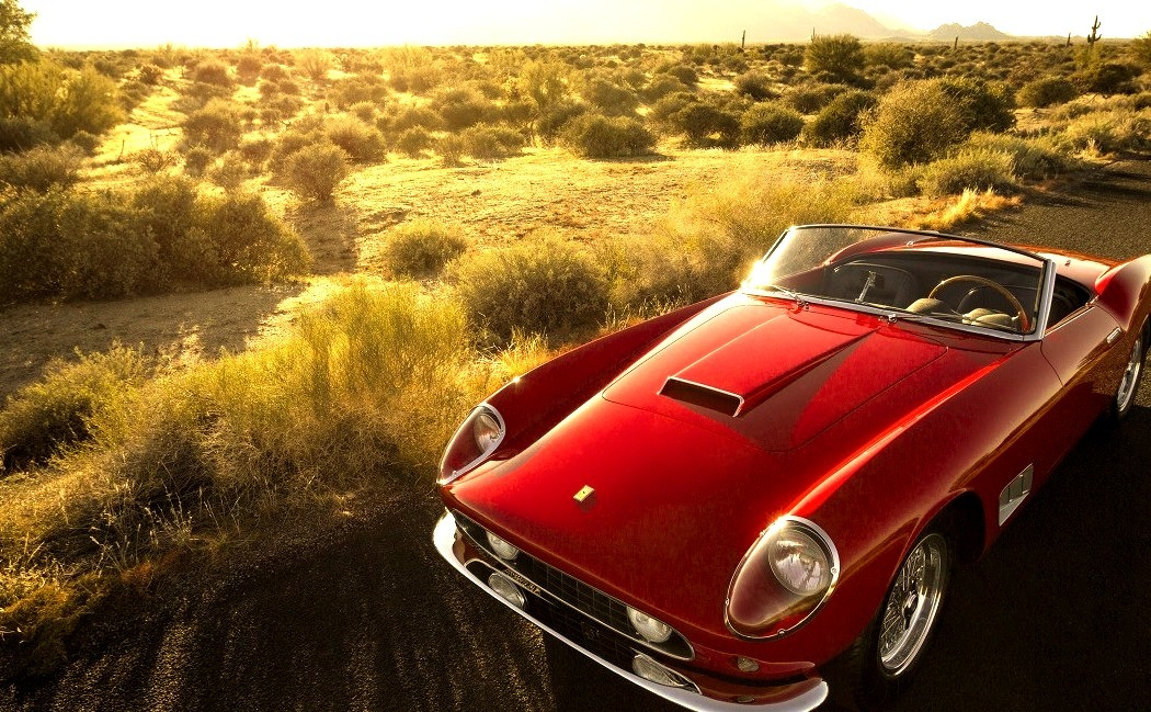 1958 Ferrari 250 GT LWB California Spider by Scaglietti Sold for $8,800,000 by RM Auctions, January 17th, 2014