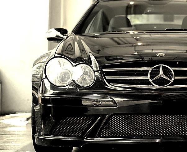 Mercedes-Benz CLK 63