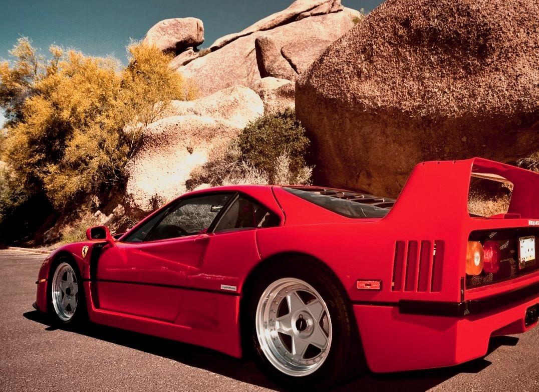 Ferrari F40 - 31 of 50